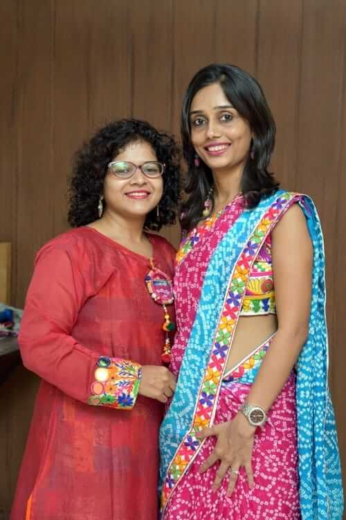 Dr.Preety and Dr.Prajakta
